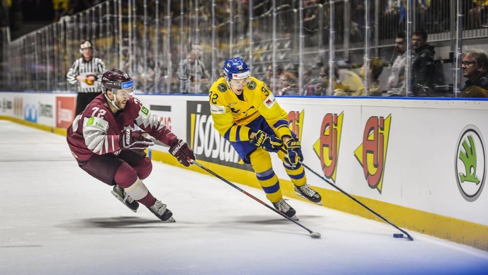 Halbfinale Eishockey Olympia 2021