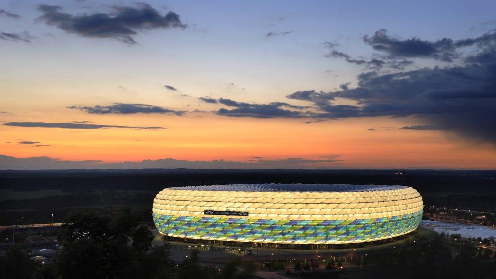 Wieder Gastgeber: München richtet 2022 das Endspiel in der Königsklasse aus.