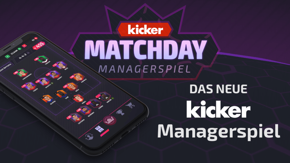 kicker Matchday