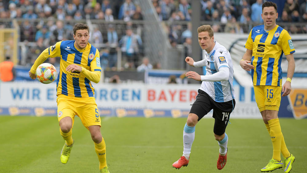 Benjamin Kessel (li.) und Marcel Bär (re.)