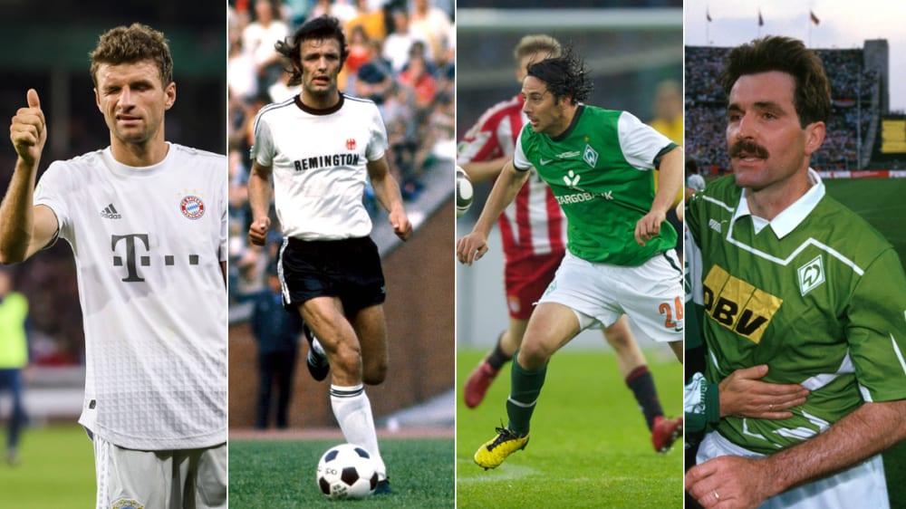 Rekordspieler im DFB-Pokal