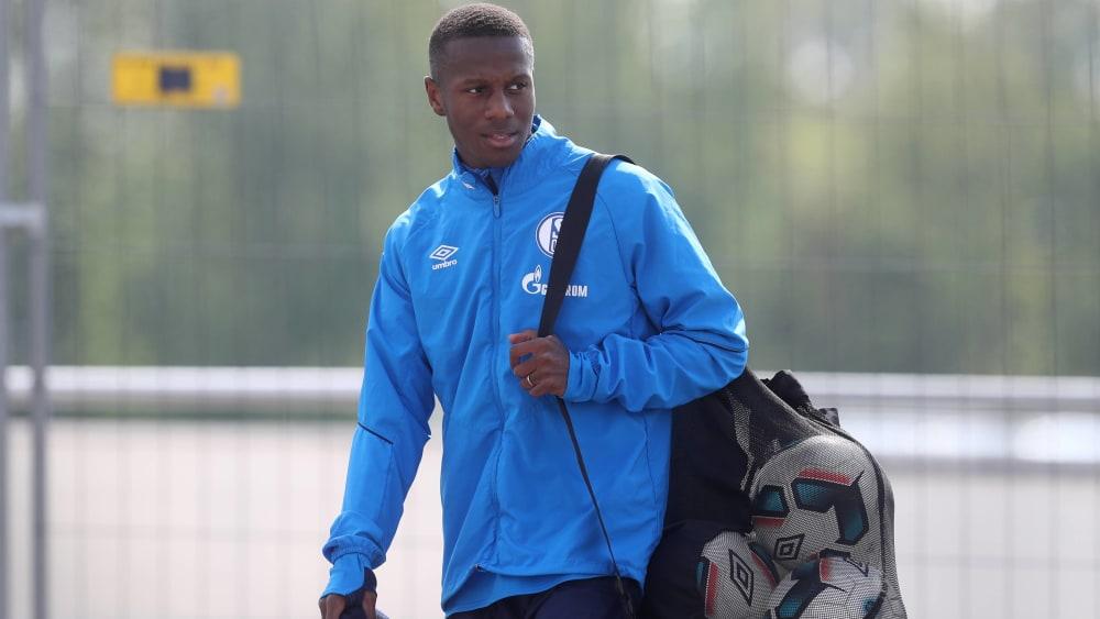 Au Revoir: Schalkes Hamza Mendyl wird für ein Jahr nach Frankreich verliehen.
