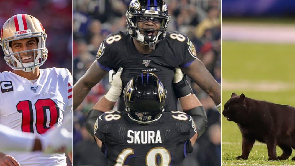 Best of NFL 2019 - Week 9