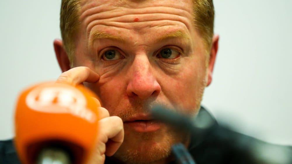Celtic-Coach Neil Lennon