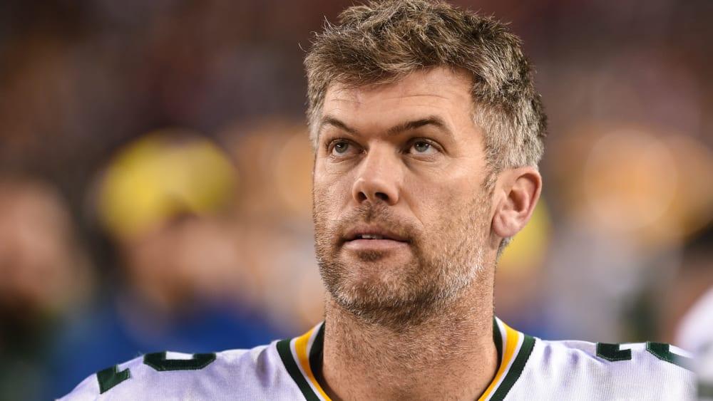 Eine komplette Karriere bei den Packers? Für Crosby wird's wahr