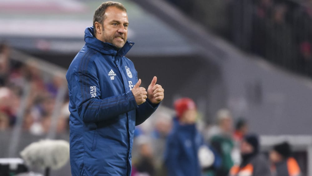 Hansi Flick darf nach seinen zwei erfolgreichen Spielen bis Weihnachten weiterhin Trainer des FC Bayern München bleiben.
