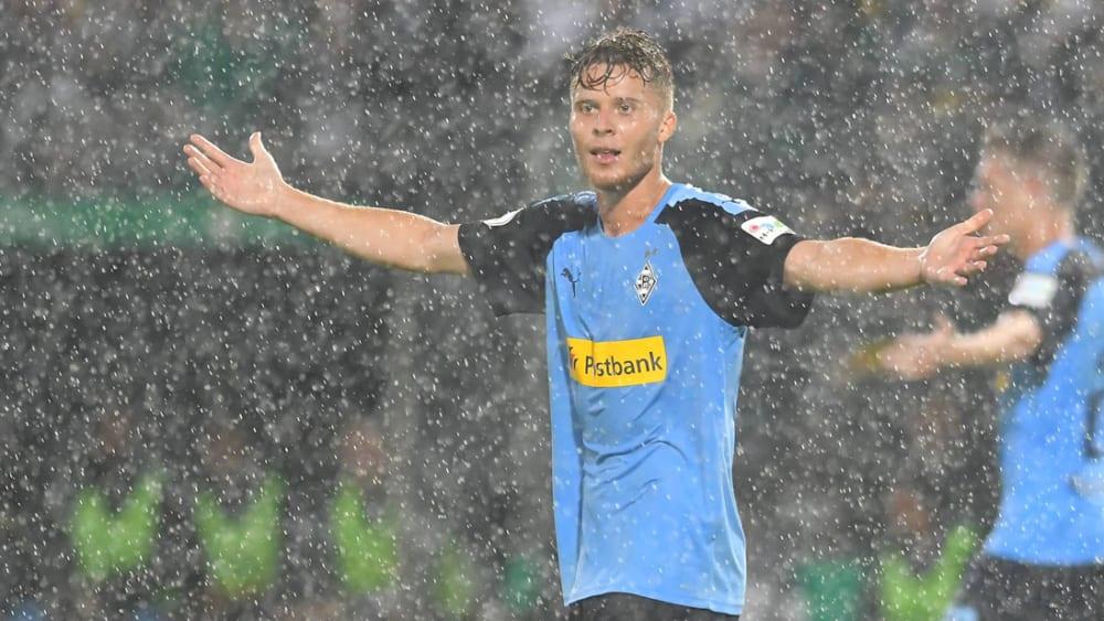 Nico Elvedi Gladbach DFB-Pokal kicker online
