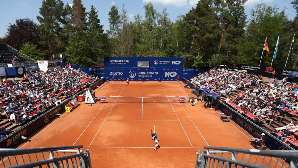 Das WTA-Turnier in Nürnberg findet künftig woanders statt.