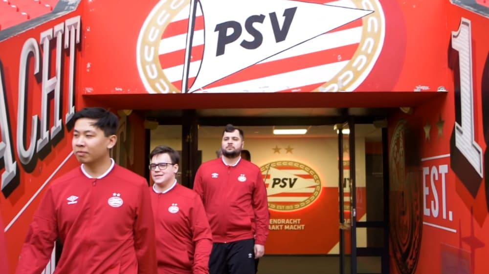 Bei PSV Eindhoven spielen zukünftig auch League of Legends-Profis.