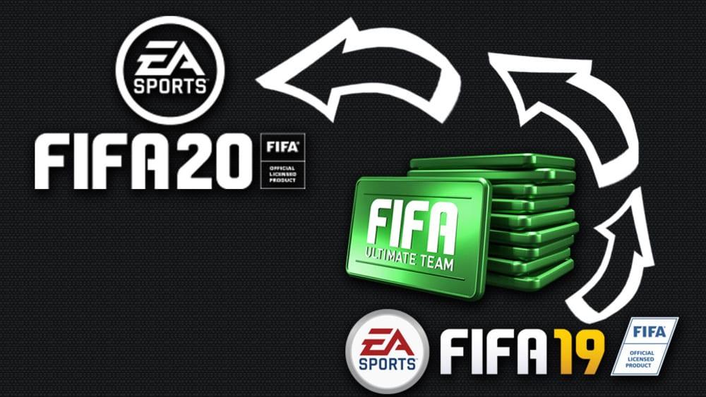 FIFA Points von FIFA 19 auf FIFA 20 transferieren? Das ist möglich, aber nicht mehr lange.