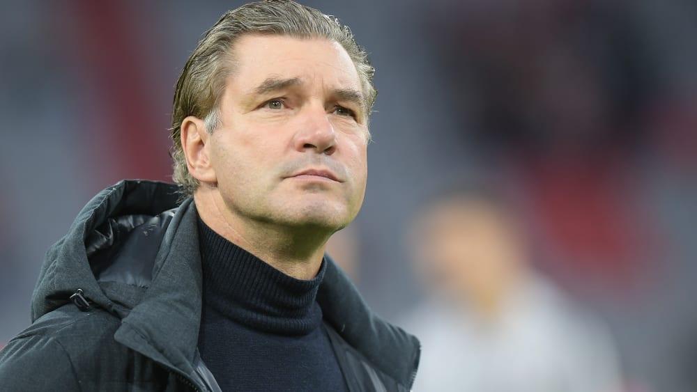Michael Zorc ist Sportdirektor bei Borussia Dortmund.