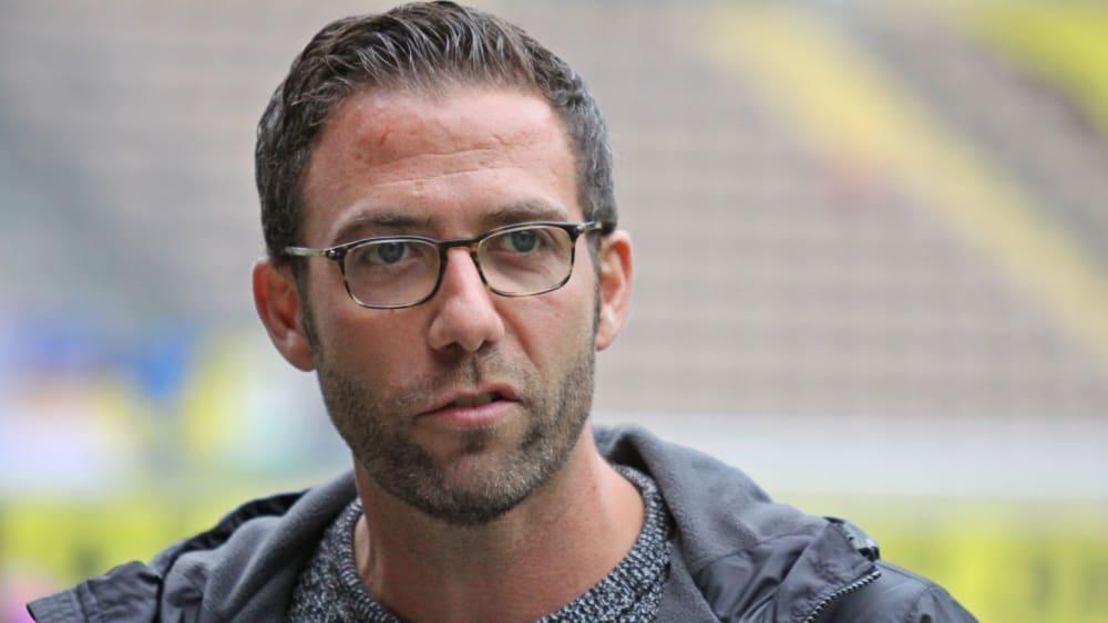 Bezog Stellung: Kaiserslauterns Trainer Boris Schommers.