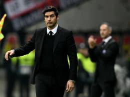 Zorro in der ewigen Stadt: Fonseca ist neuer Roma-Coach