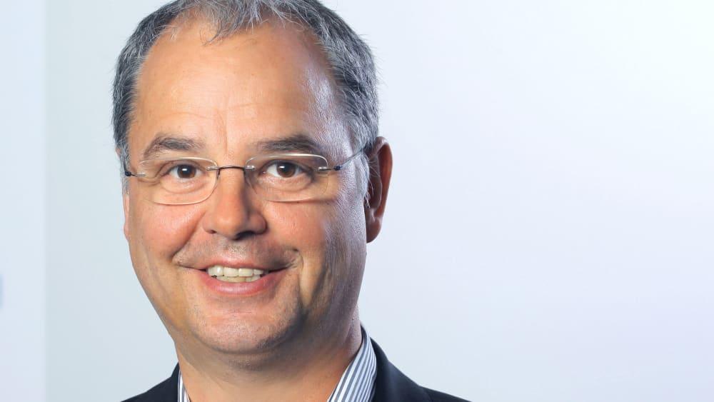 Allianz-Arena-Geschäftsführer Jürgen Muth