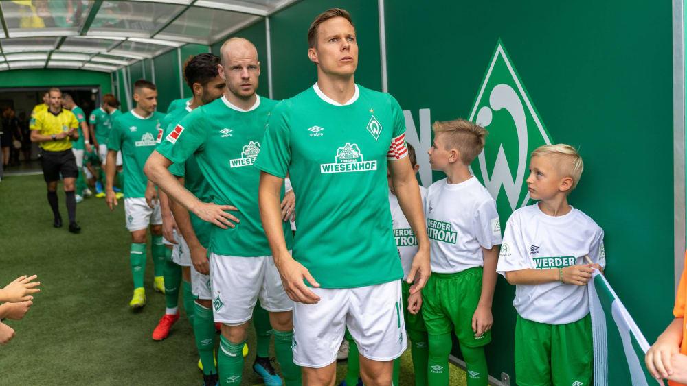 Niklas Moisander will bei Werder wieder wichtig werden