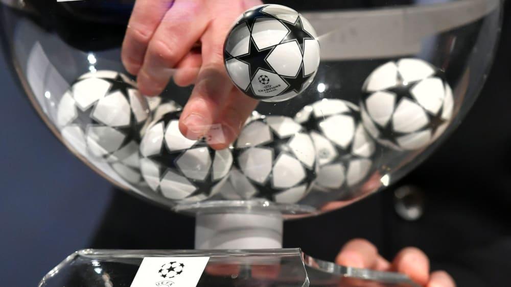Champions League Auslosung 2019 20 Topfe Teams Termine