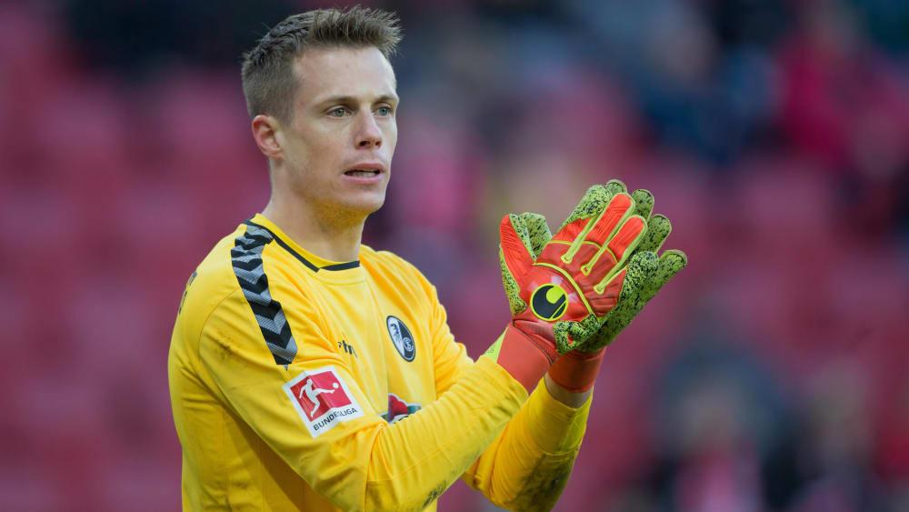 Alexander Schwolow feierte ein klasse Comeback beim SC Freiburg.