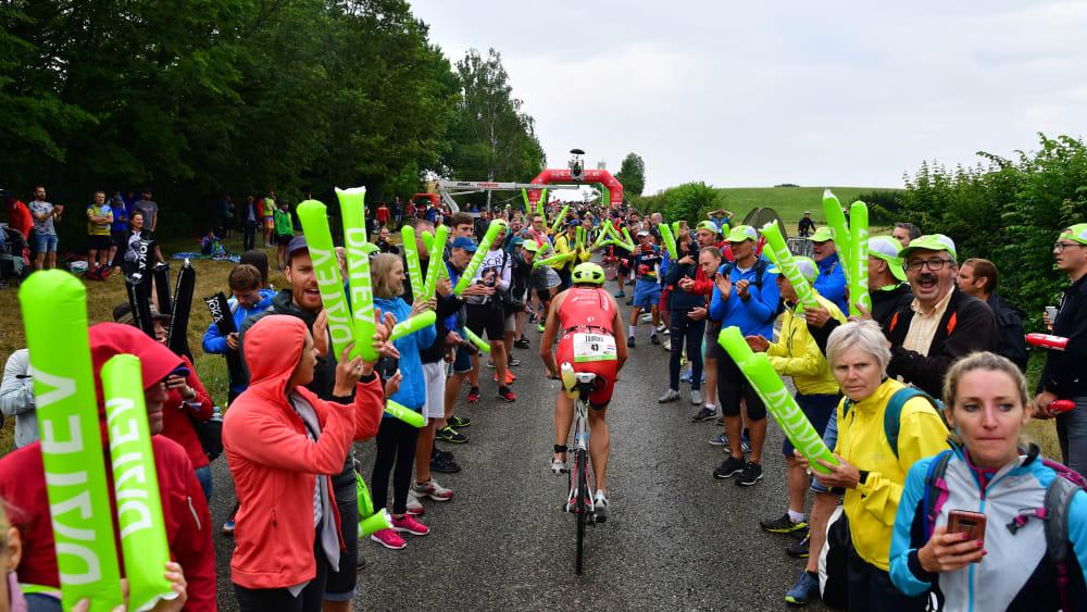 Triathlon in Roth