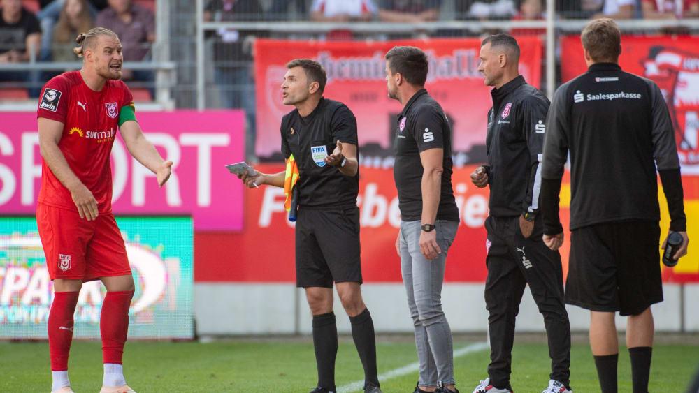 Hallescher FC vs. Preußen Münster