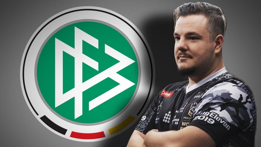 PES-Spieler Emiliano 'S-Venom' Emiliano ist verärgert über Entscheidungen des DFB.