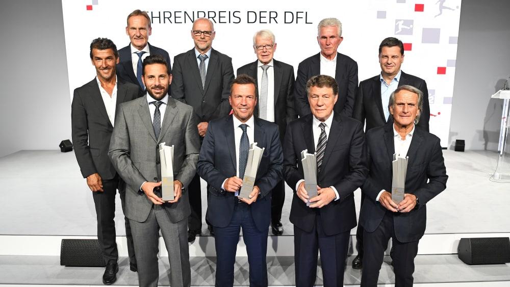 Die DFL-Preisträger