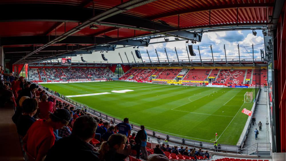 Regensburgs Fußballstadion