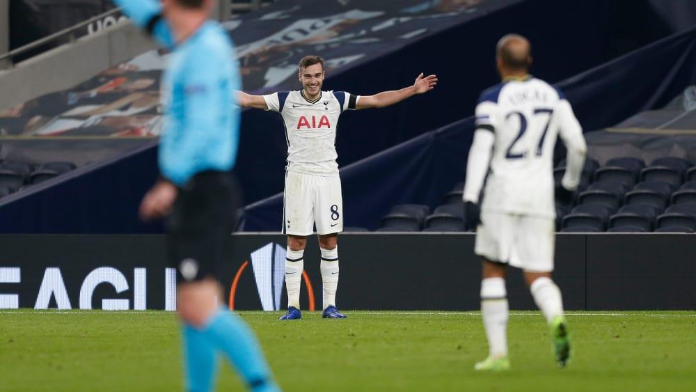 Spurs wechseln Rekord-Youngster ein