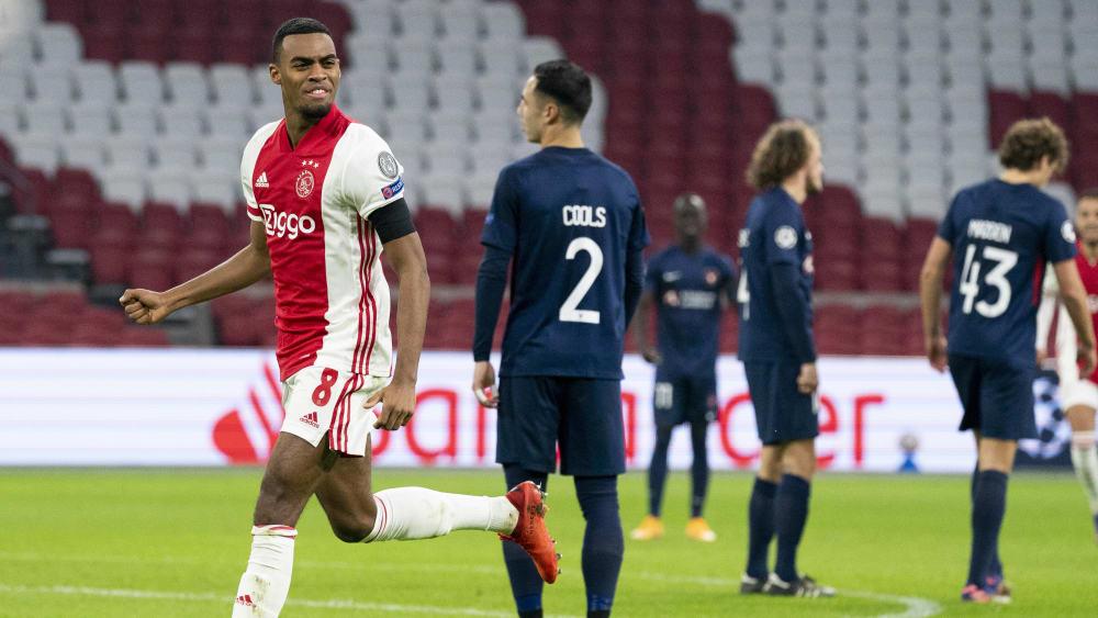 Ajax siegt souverän