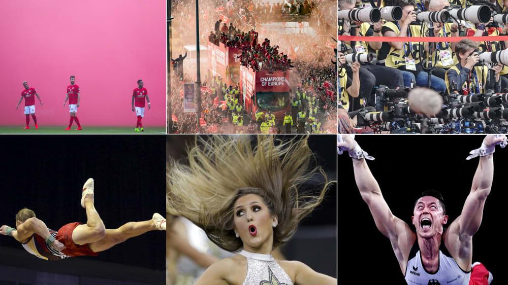 Skurril, sehenswert oder spektakulär - das Jahr 2019 brachte auch abseits von Ergebnissen, Tabellen und Meisterschaften wieder reichlich Schnappschüsse. Weltweit lagen die Fotografen deswegen auf der Lauer, um ganz besondere Augenblicke festzuhalten. Bilder des Jahres...