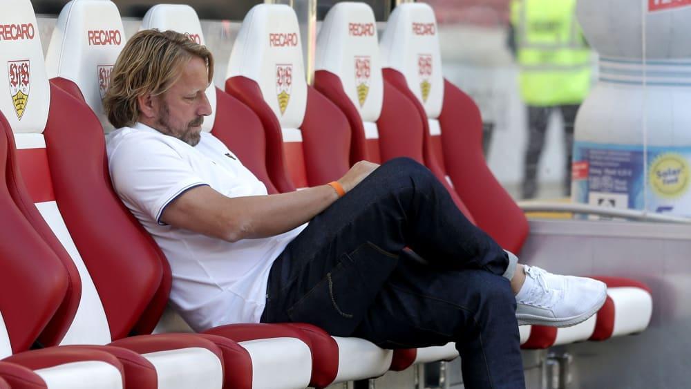 Stuttgart: Mislintat auf Spurensuche - Sportdirektor über die 2. Liga, Führungsspieler, gegnerische Härte