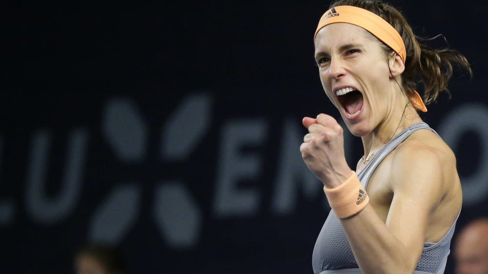 Andrea Petkovic setzt ihre Tennis-Karriere fort.