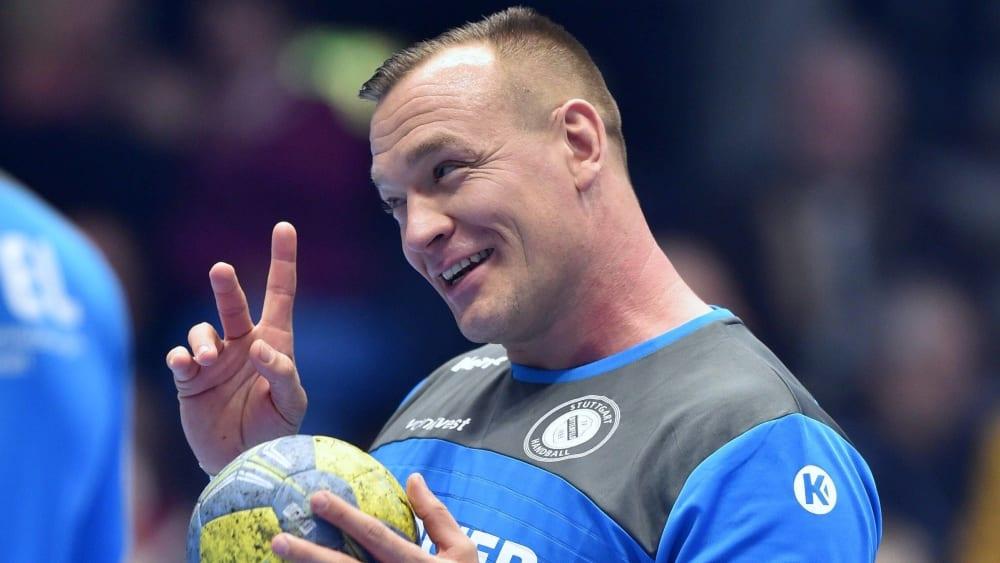 Christian Zeitz ist zurück in der Handball-Bundesliga
