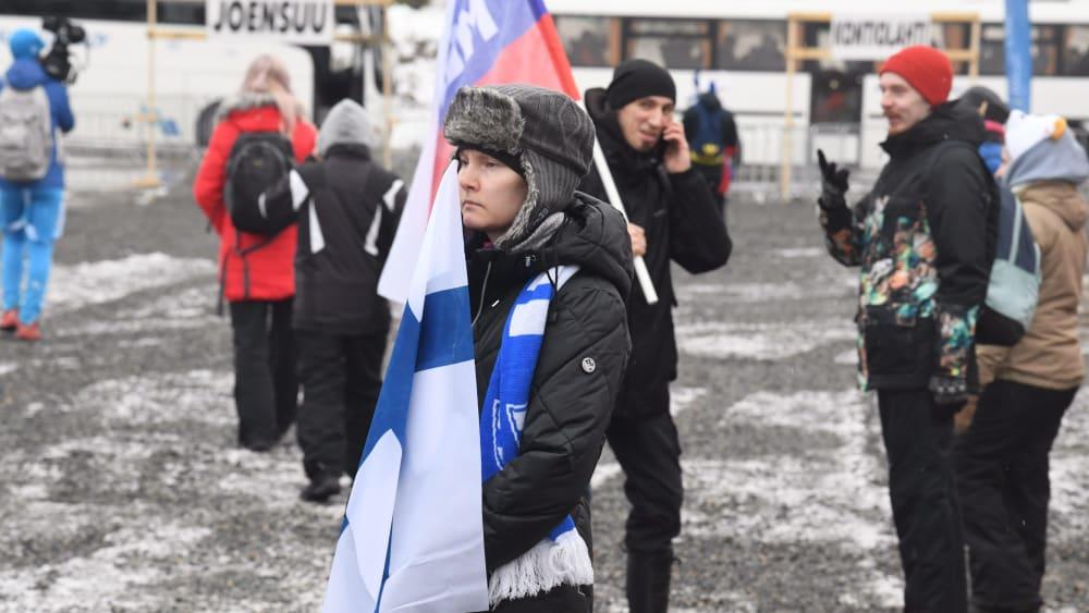Biathlon 2020 in Kontiolahti