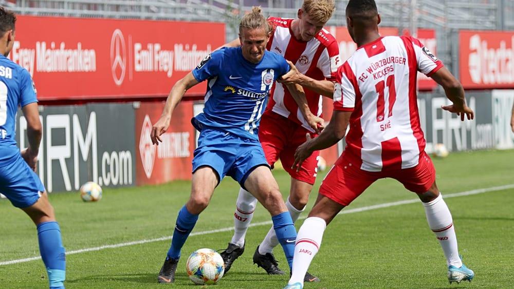 Hansa Rostock Fortuna Köln Live