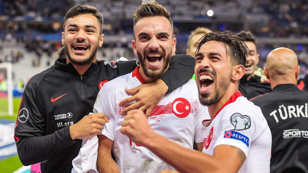Kicker Türkei