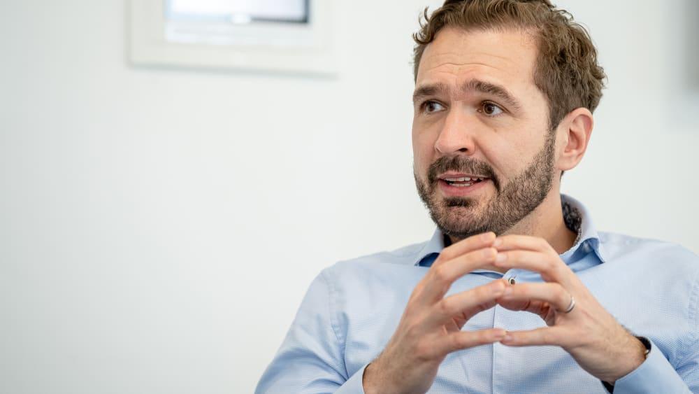 Friedrich Curtius ist Generalsekretär beim DFB.