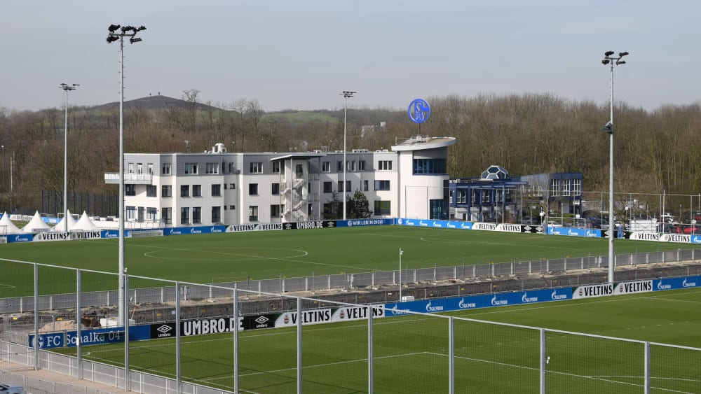 Trainingsgelände des FC Schalke