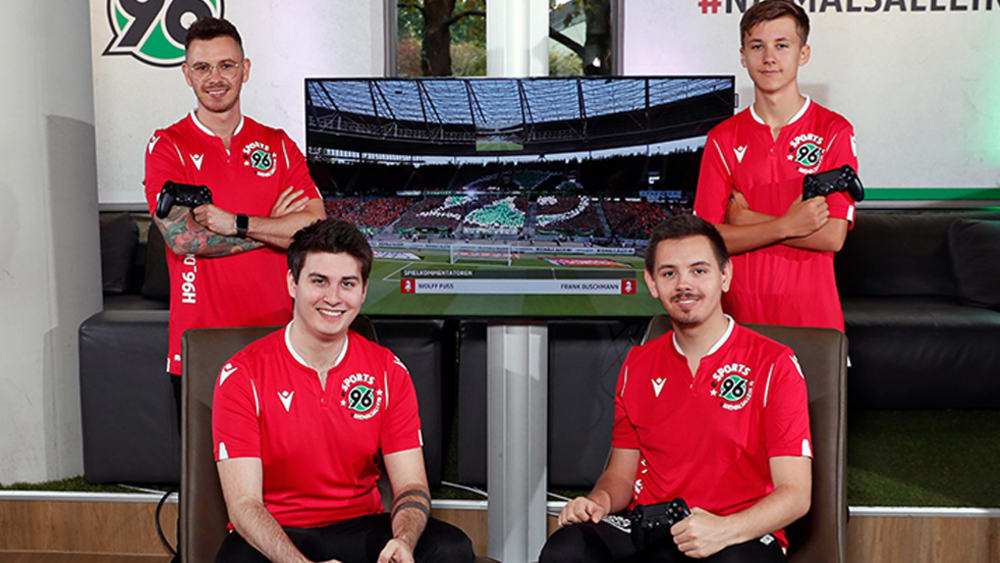 'DonChap' (l.) und 'Denninho' (r.) komplettieren den Kader von Hannover 96.