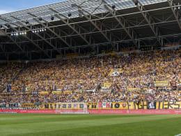 Dynamo-Fans verzichten auf Reise nach Karlsruhe