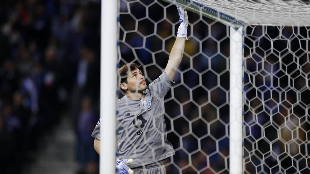 Iker Casillas ist seit vielen Jahren Torwart und eine absolute Legende dieses Fachs.
