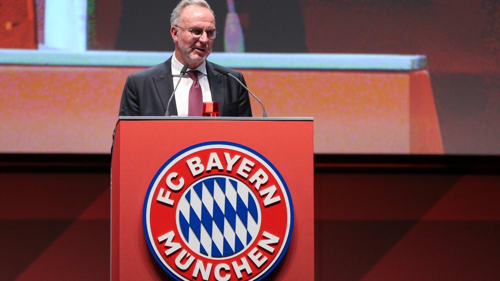 Karl-Heinz Rummenigge ist Vorstandsvorsitzender der FC Bayern München AG.