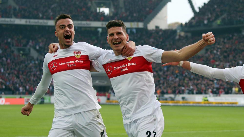 VfB Stuttgart holt Derbysieg gegen Karlsruhe