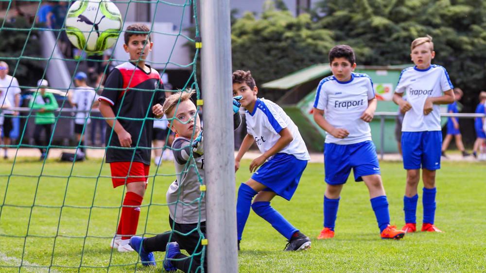 Immer mehr Kinder hören mit dem Fußballspielen im Verein auf.