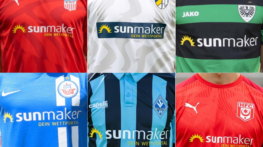 Sunmaker Trikotsponsor