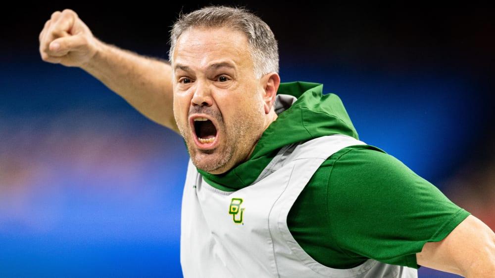 Matt Rhule ist ab sofort Trainer in der NFL.