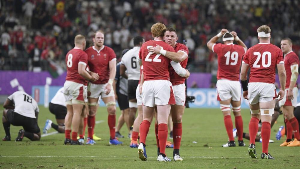 Fidschi vs. Wales