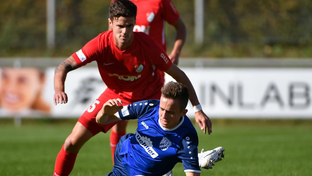Regionalliga Bayern Kicker