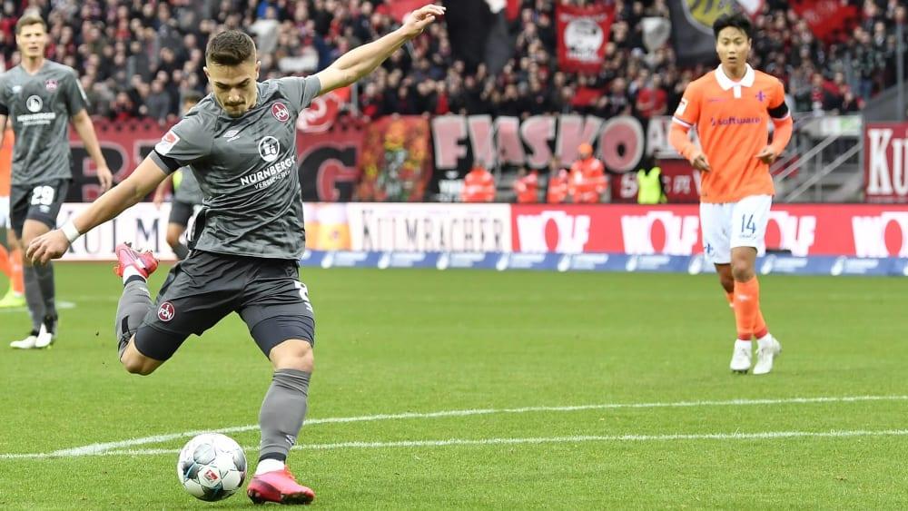 Nikola Dovedan traf zum 1:0