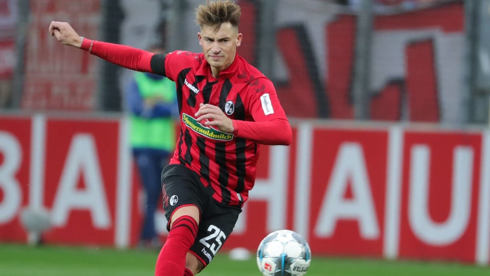 Robin Koch ist Spieler des SC Freiburg.