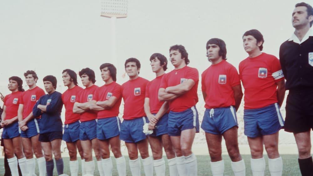 Elf Gegen Null Wie Die Politik Chile Zur Wm 1974 Brachte